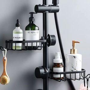 Large shower/sink cady